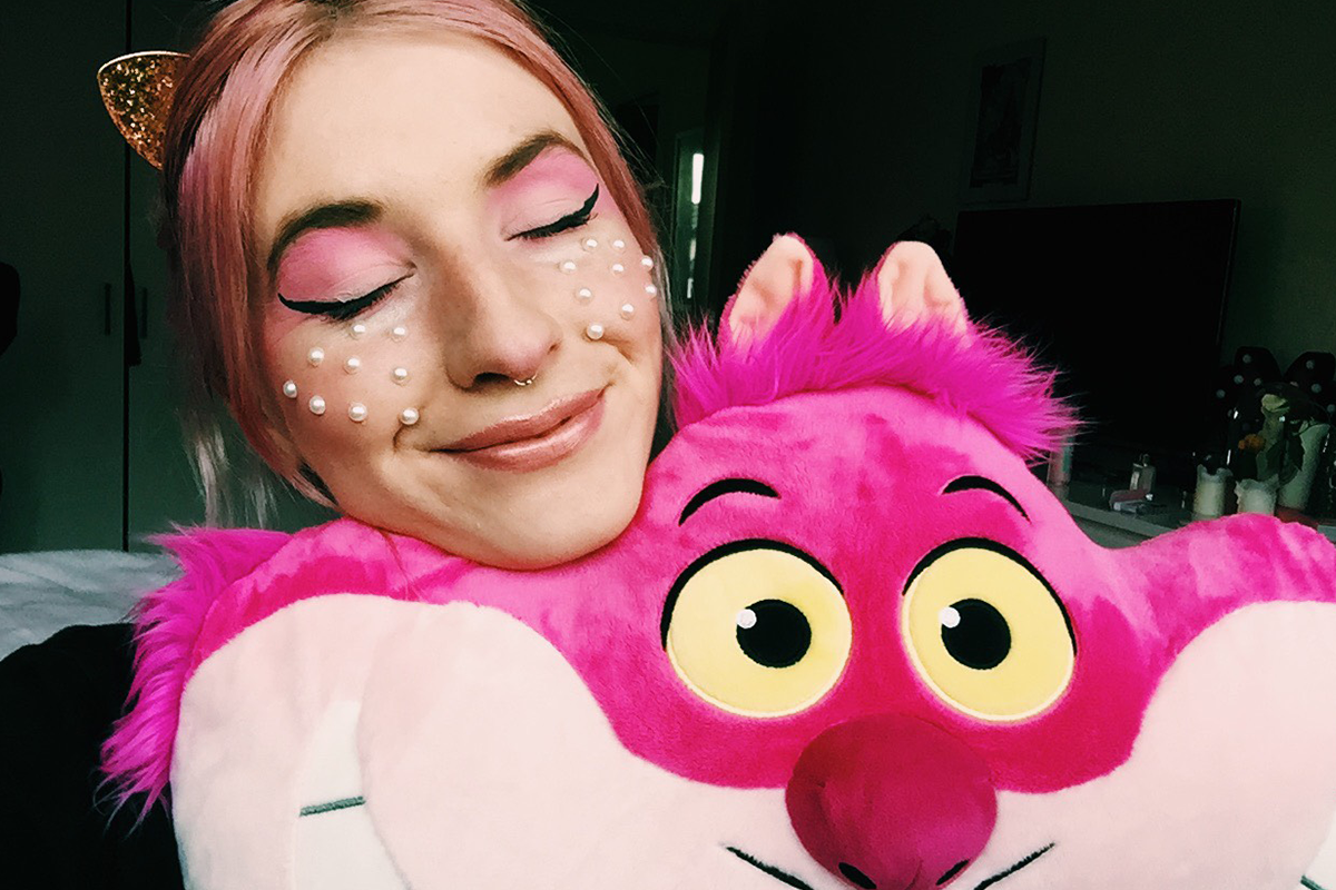 primark beauty cheshire cat