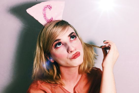 scream queens, emma roberts, hobbycraft, diy, chanel oberlin