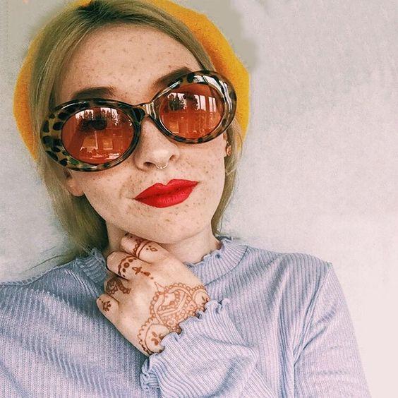 full fake freckles youtube tutorial