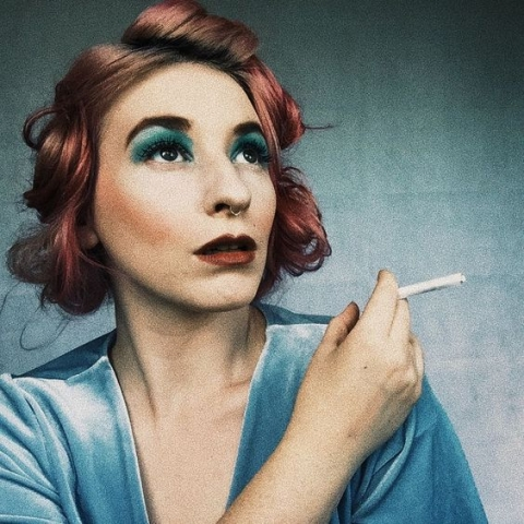 Elsa Mars AHS American Horror Story Freak Show Vintage