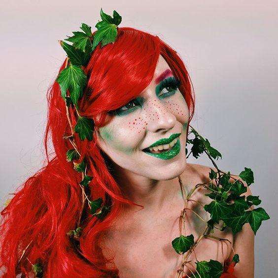 villain, marvel, poison ivy