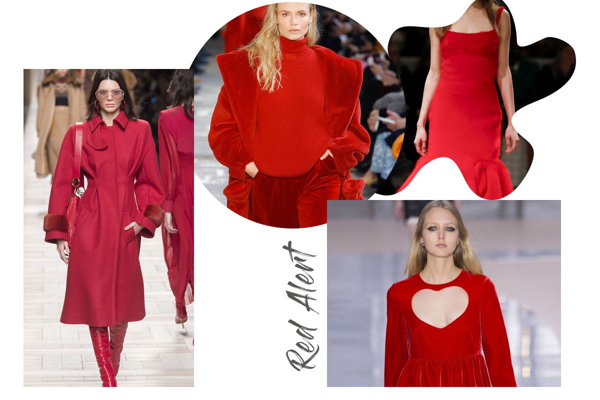 autumn trends red