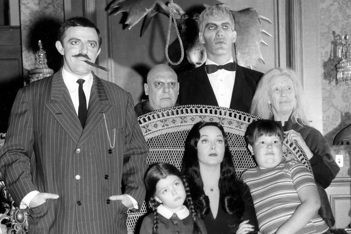autumn tv addams family