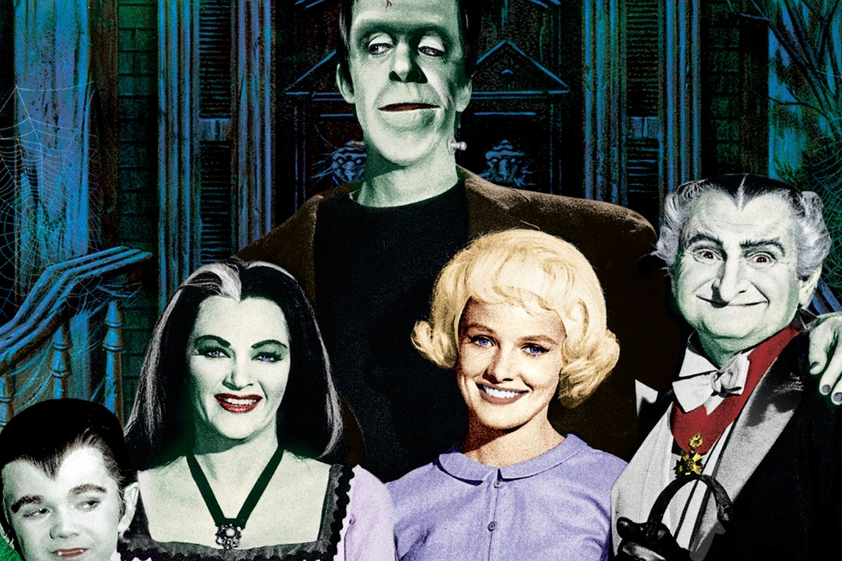 autumn tv the munsters