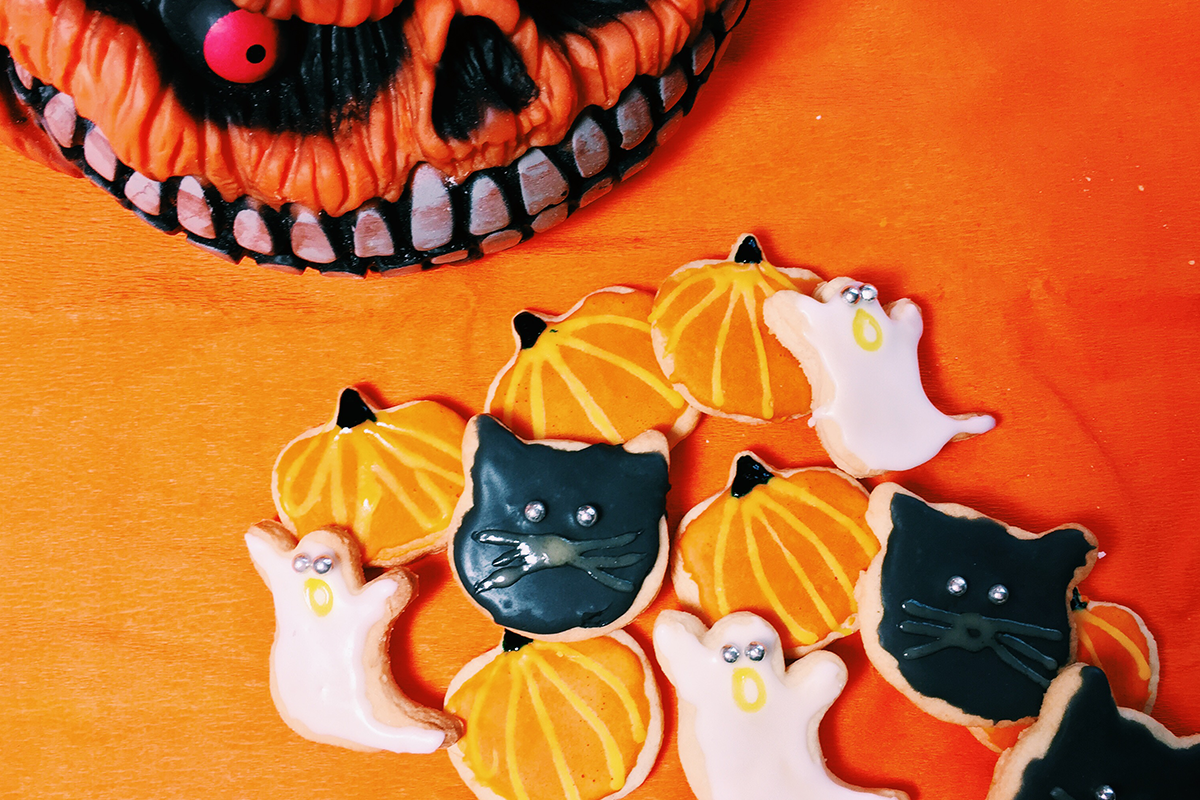 halloween cookie 5