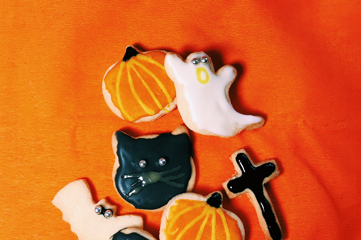 halloween cookie 8
