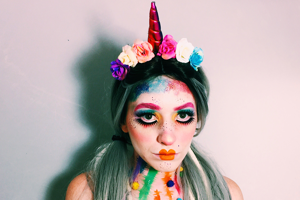 halloween rainbow doll 4