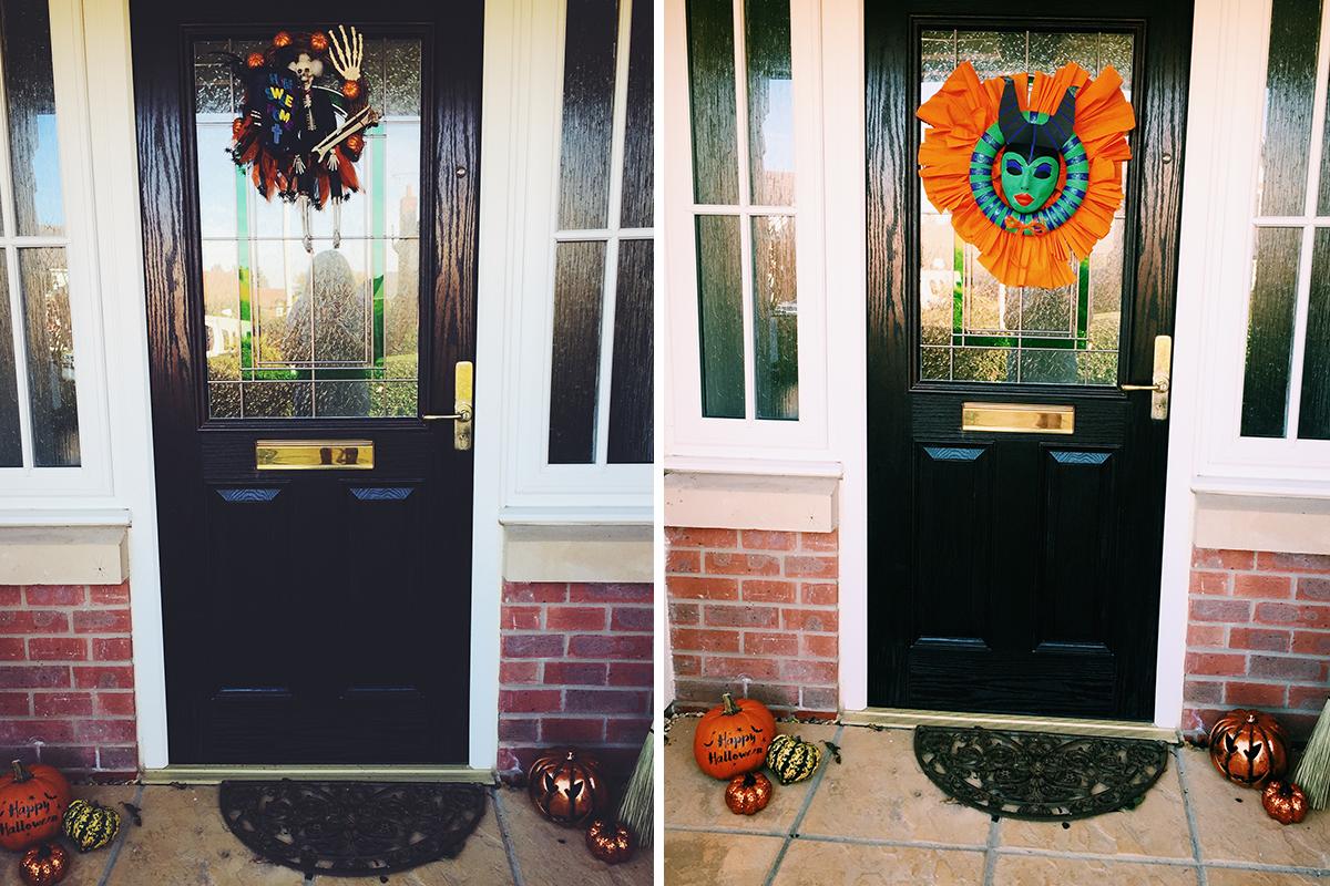 halloween wreath 11