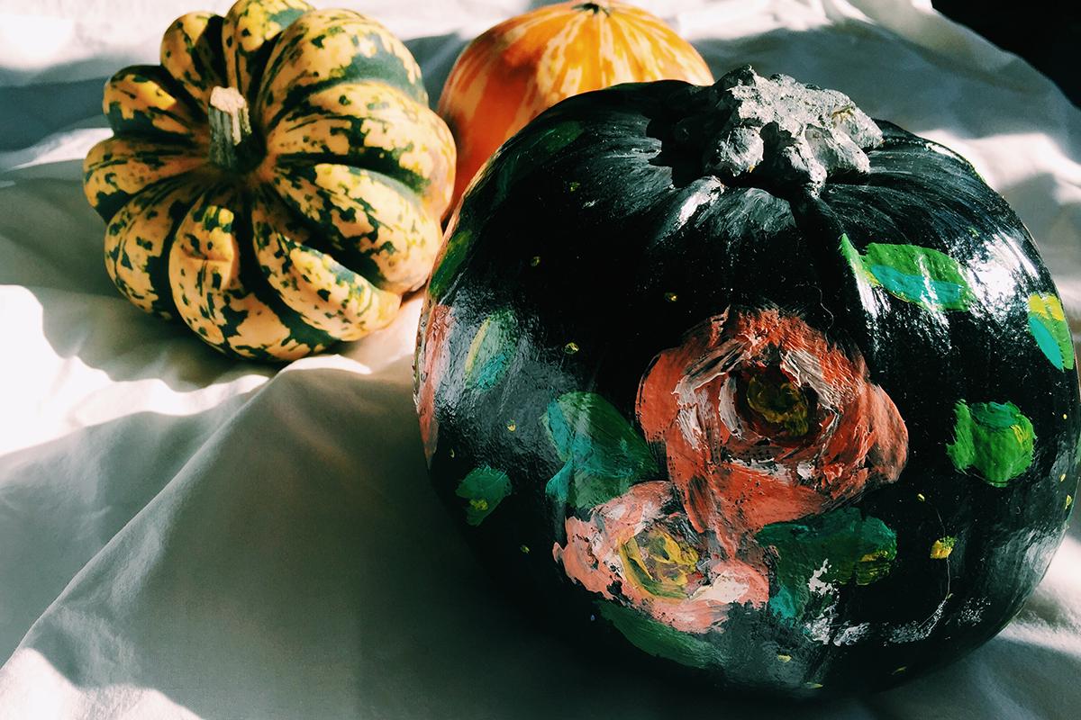 no carve pumpkin 1