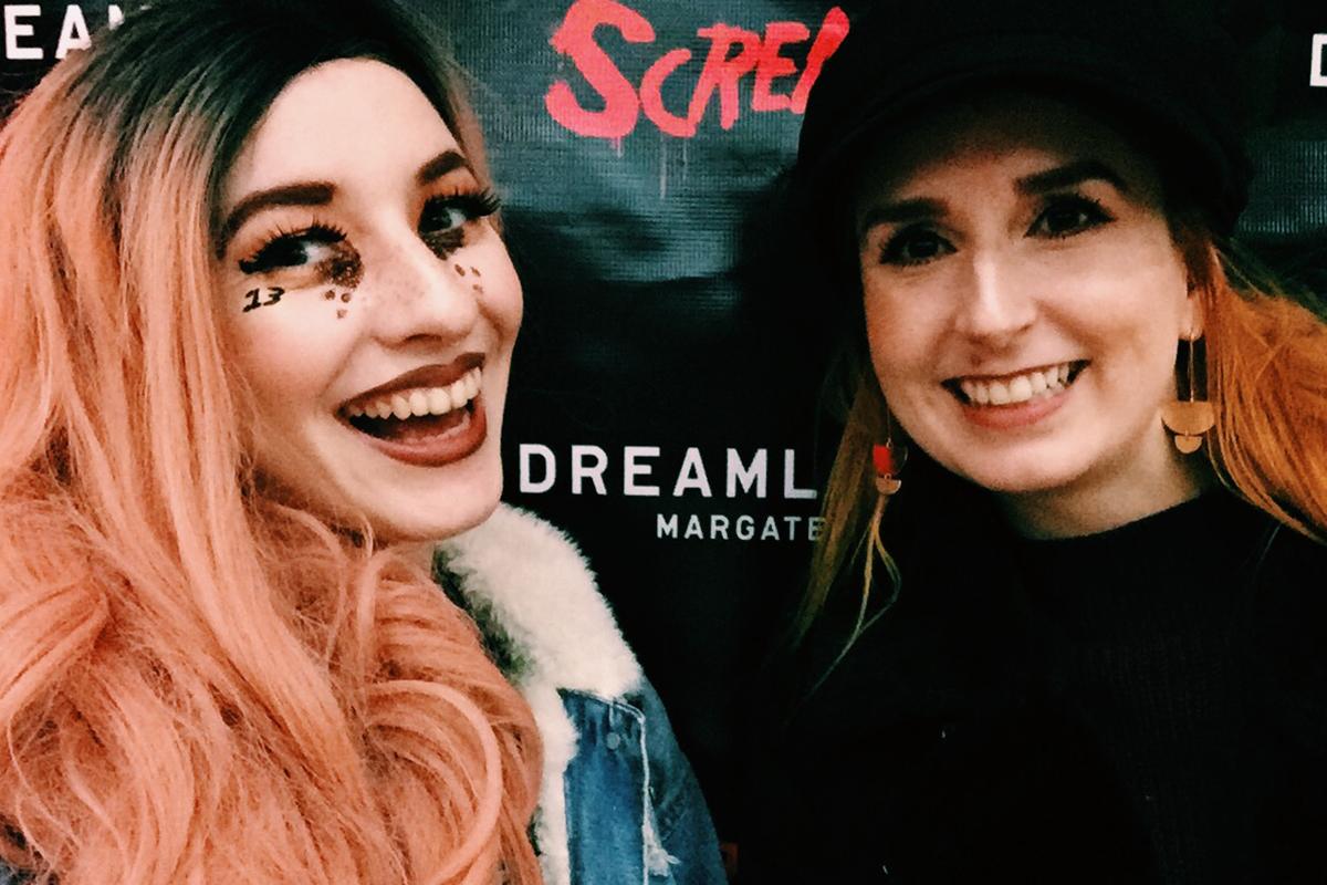 screamland 3